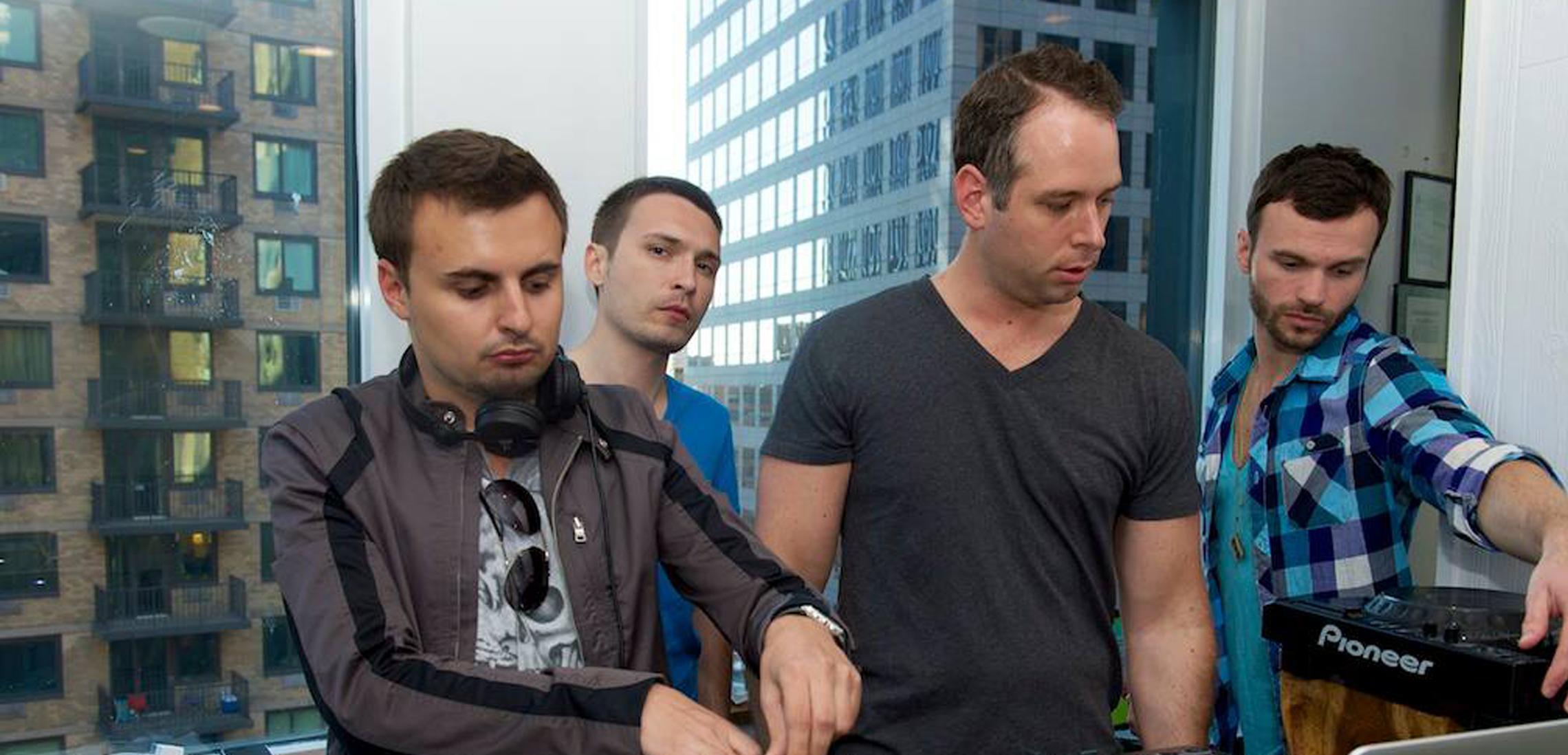 Nu Sky - June 2014 Essential Mix hero