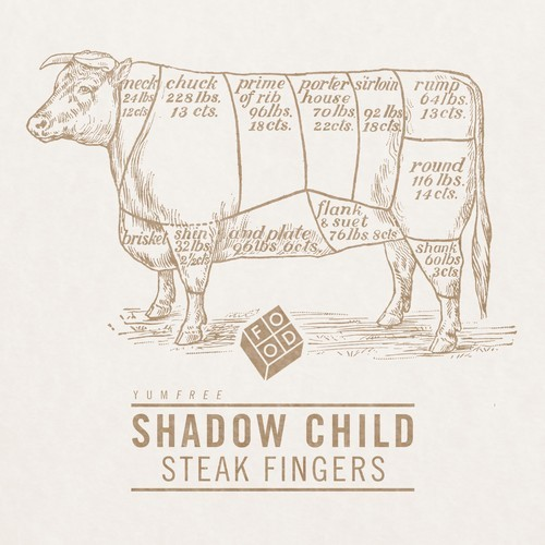 Shadow Child -  Steak Fingers (medium-rare) cover