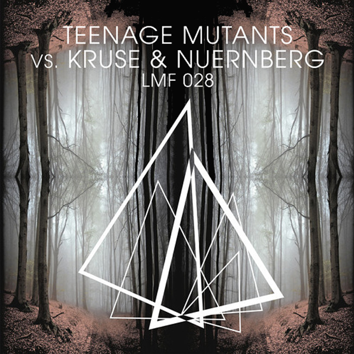 Teenage Mutants Vs. Kruse & Nuernberg - Moving Forward cover