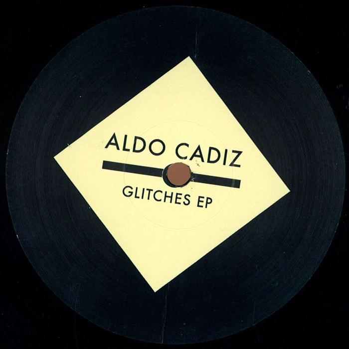 Aldo Cadiz - Glitches (Detlef Remix) cover