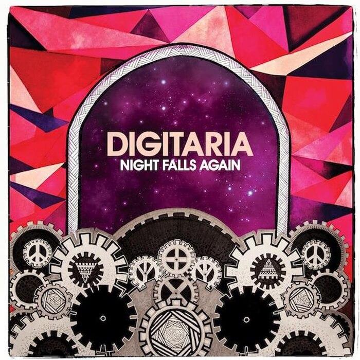 Digitaria – Night Falls Again cover