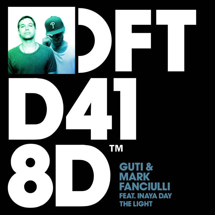 Guti, Mark Fanciulli Feat Inaya Day - The Light (Andrea Oliva Remix) cover