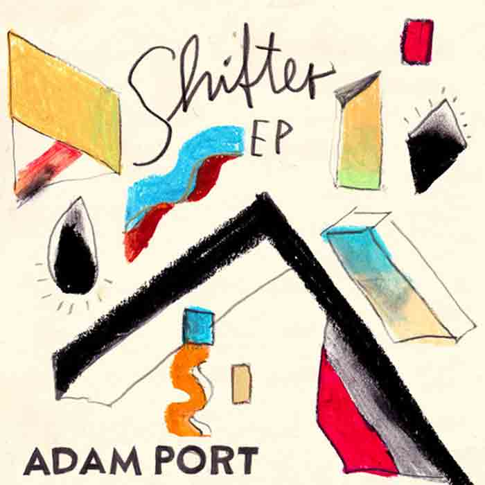 Adam Port - Shifter cover