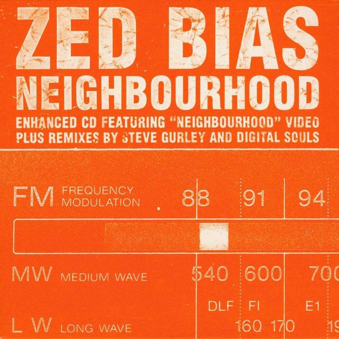 Zed Bias - Neighbourhood  (Infinity Ink edit) cover