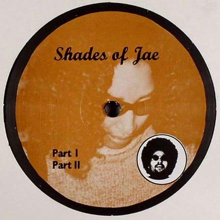 Moodymann - Shades of Jae cover