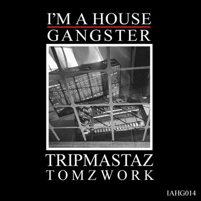 Tripmastaz - Tomzwork EP cover