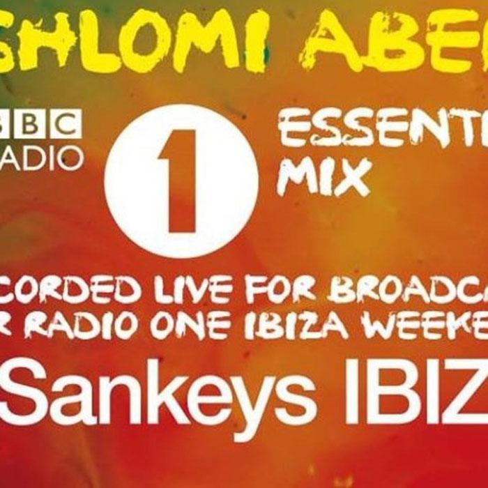 Shlomi Aber Live Ibiza Essential Mix 2014 cover