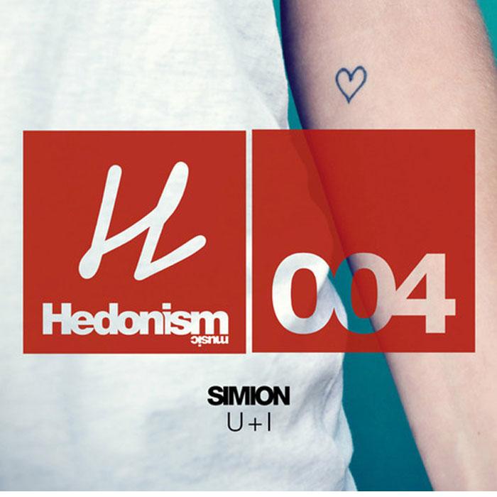 Simion - U+I (Incl. Dubs by Darius Syrossian, Betoko, Paul C & Paolo Martini) cover