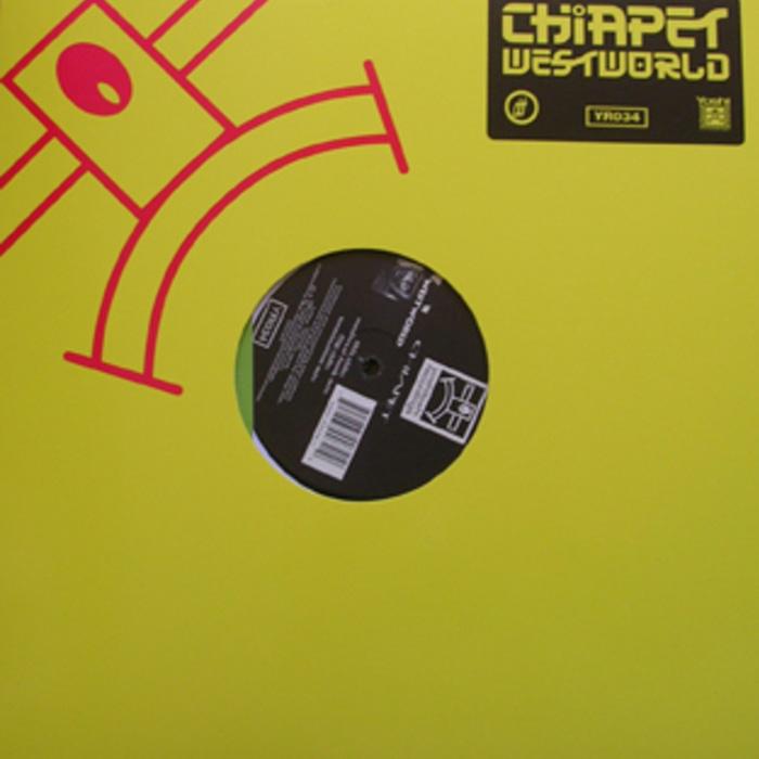Chiapet - Westworld (Skylark Remix) cover