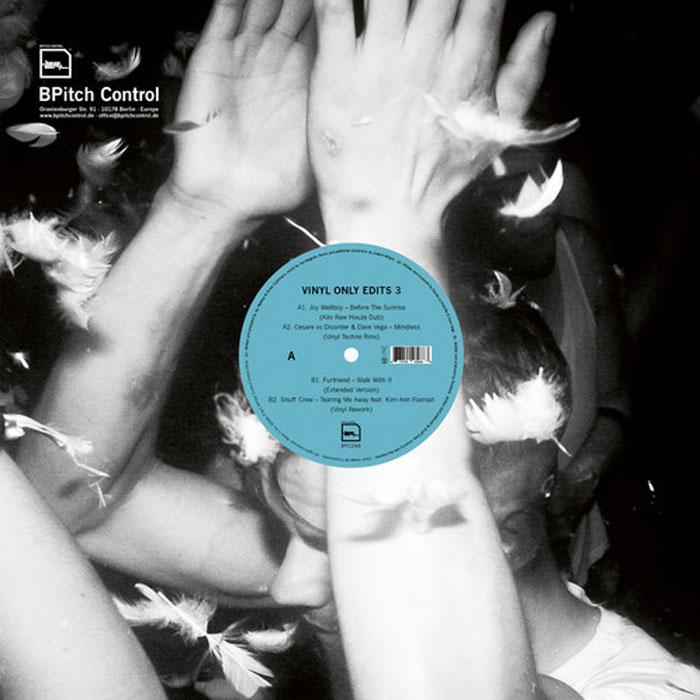 Snuff Crew - Tearing Me Away Feat. Kim Ann Foxman Vinyl Rework cover