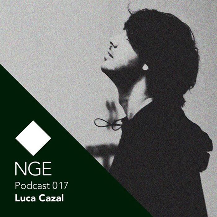 NGE Podcast 017: Luca Cazal cover