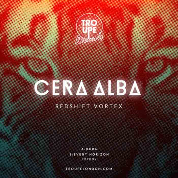 Cera Alba - Redshift Vortex EP cover