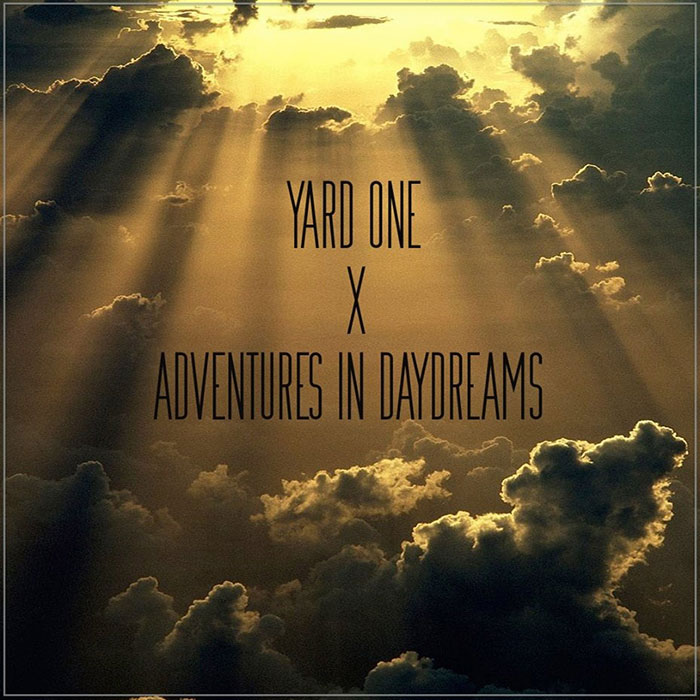 Yard One & Adventures In Daydreams - Apportion EP cover