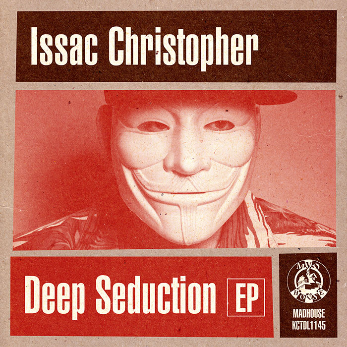 Issac Christopher - Deep Seduction EP cover