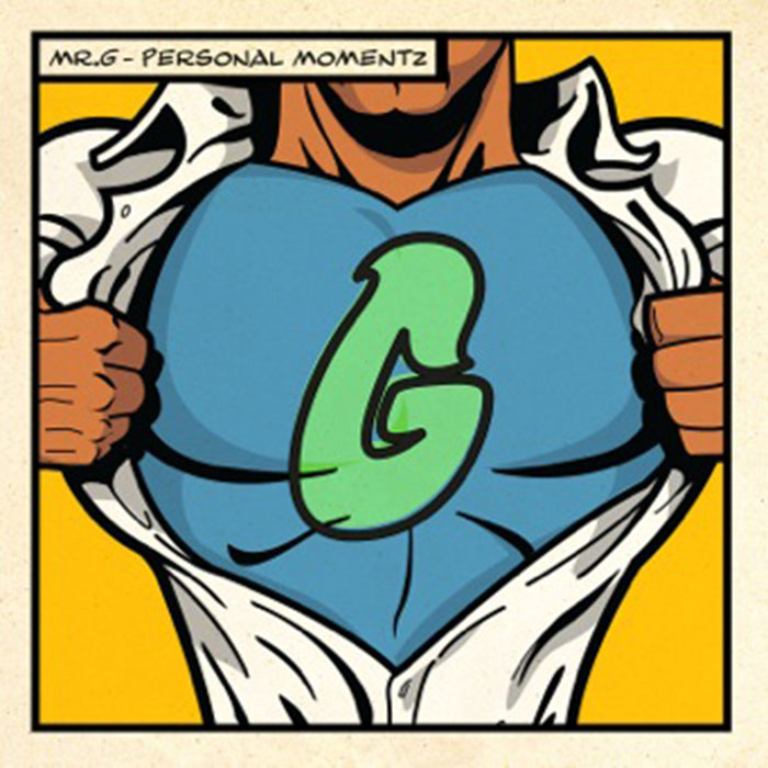 Mr G - Personal Momentz cover