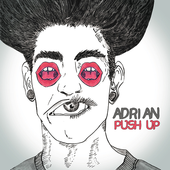 Adrian - Push Up EP cover