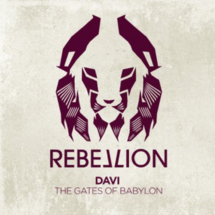 DAVI - The Gates of Babylon cover