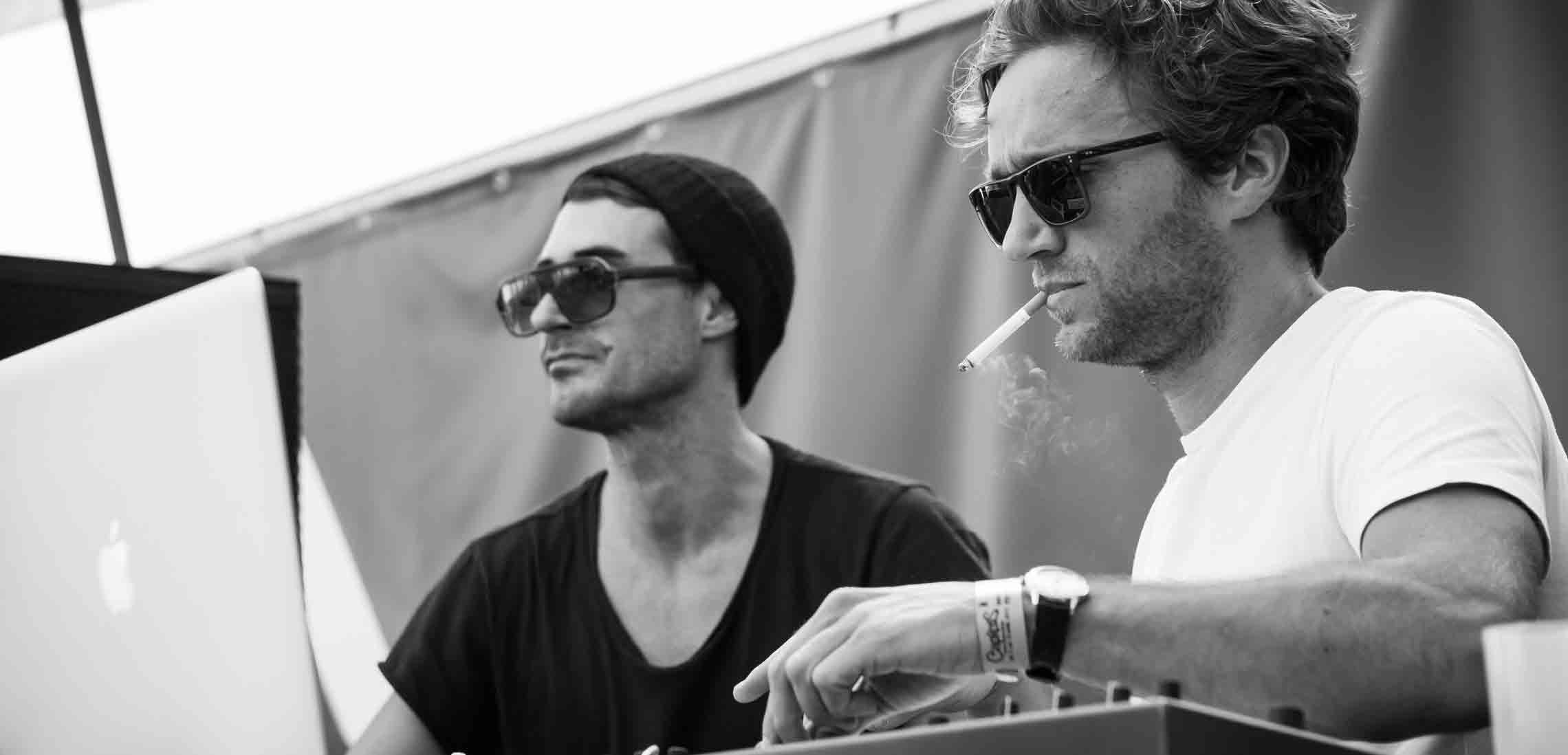 Benoit & Sergio – That's The Party Talking EP hero
