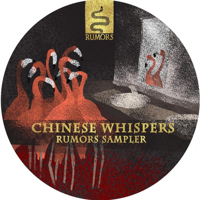 Rumors Label Sampler - Chinese Whispers cover