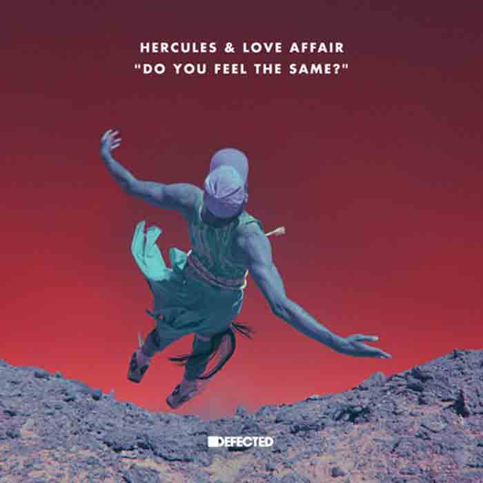 Hercules & Love Affair - Do You Feel The Same? (Oliver Dollar Remix) cover