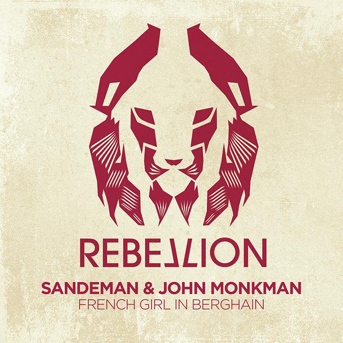 Sandeman & John Monkman French Girl In Berghain cover