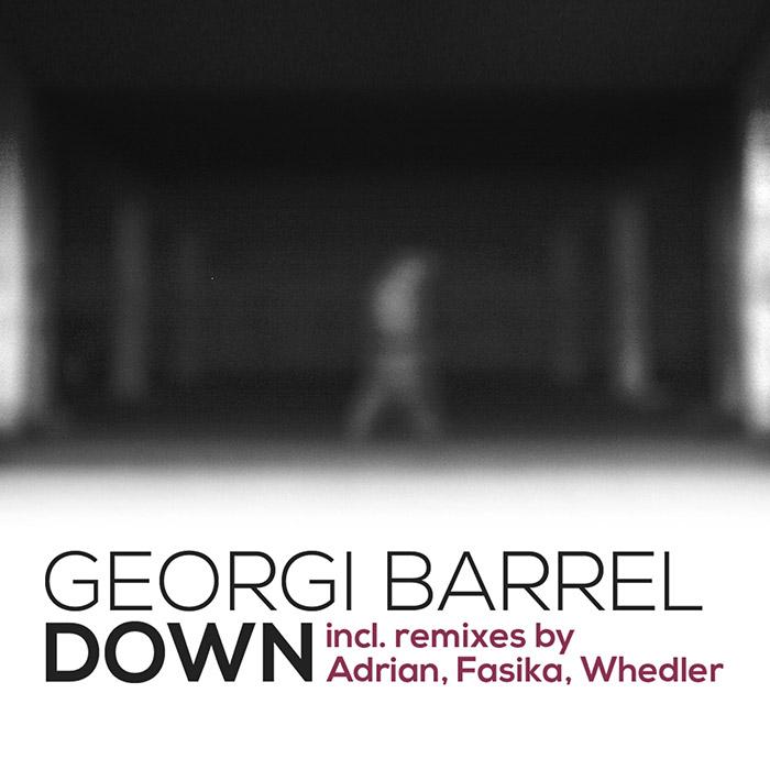 Georgi Barrel - Down cover
