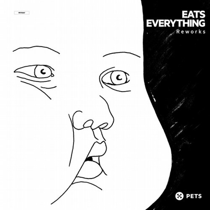 Paperclip People - Parking Garage Politics (Eats Everything Remix) cover