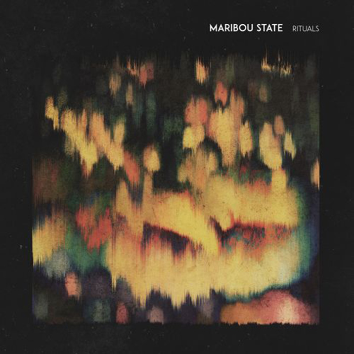 Maribou State - Raincoats cover