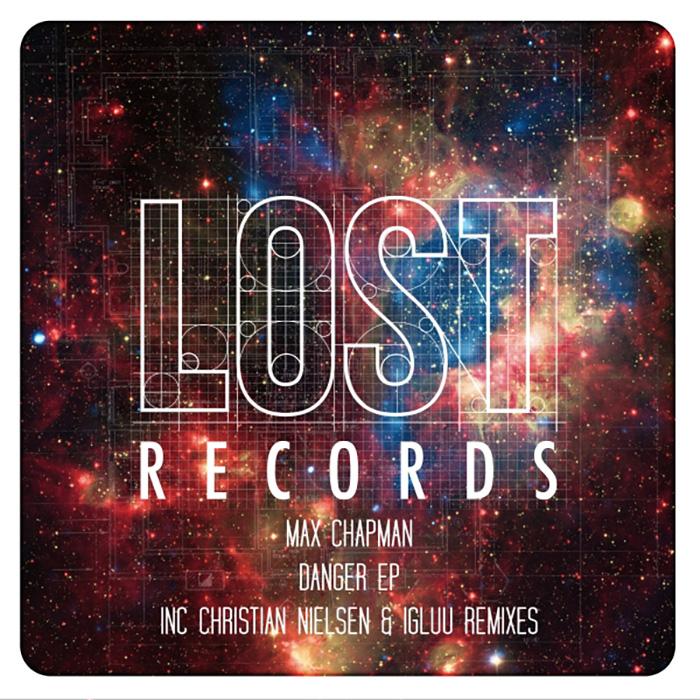 Max Chapman - Danger EP cover