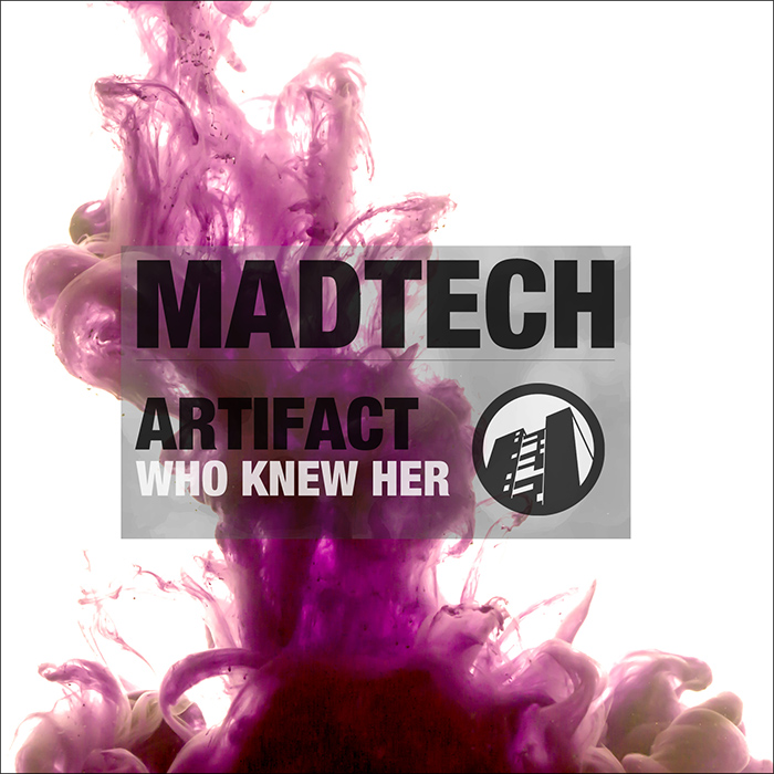Artifact - Who Knew Her Ep cover