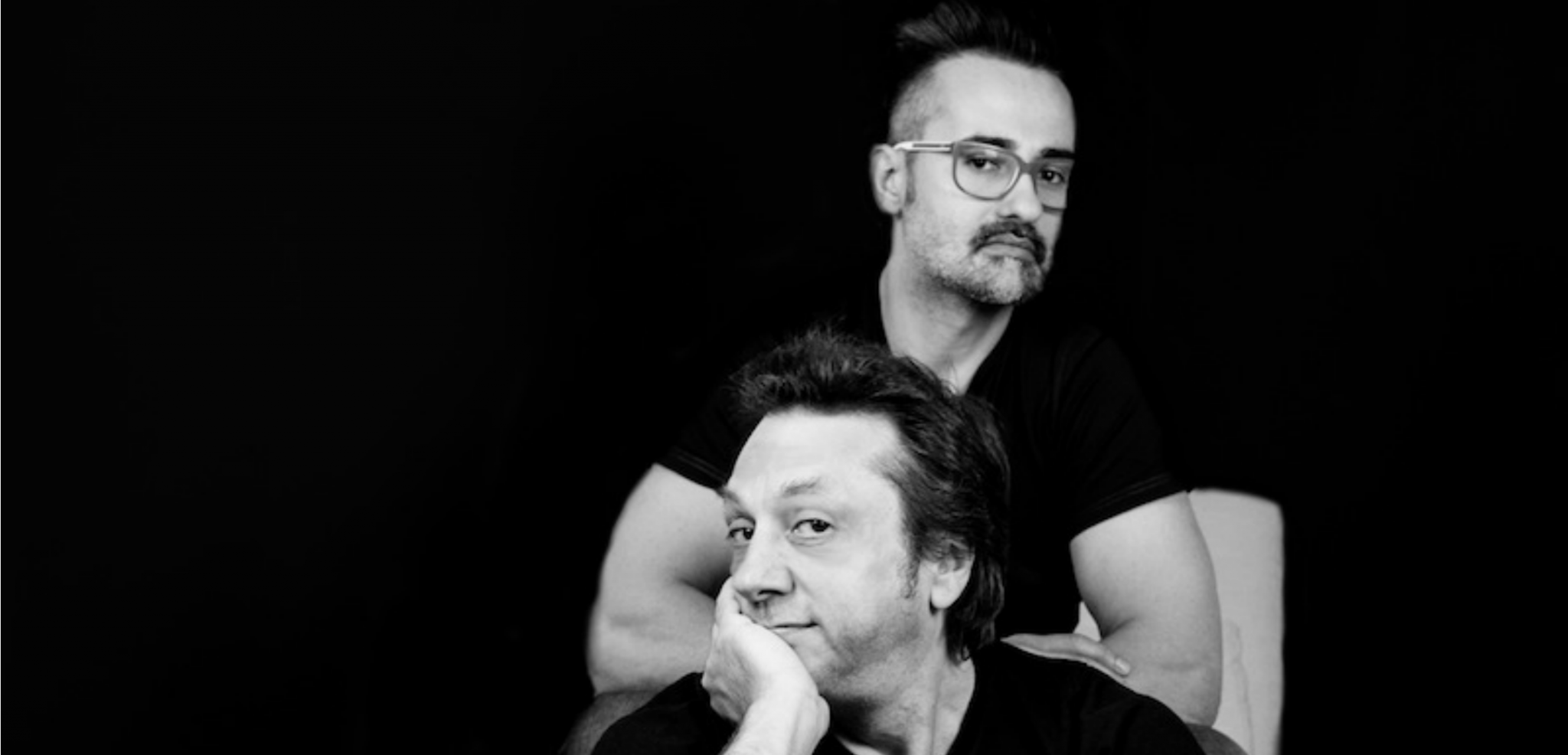 Paul C & Paolo Martini  - Stereo Production Podcast hero
