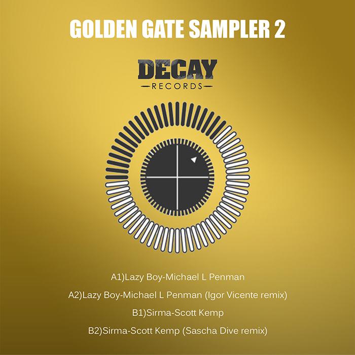 Michael L Penman / Scott Kemp - Golden Gate Sampler 2 (Incl Sascha Dive & Igor Vicente Remixes) cover