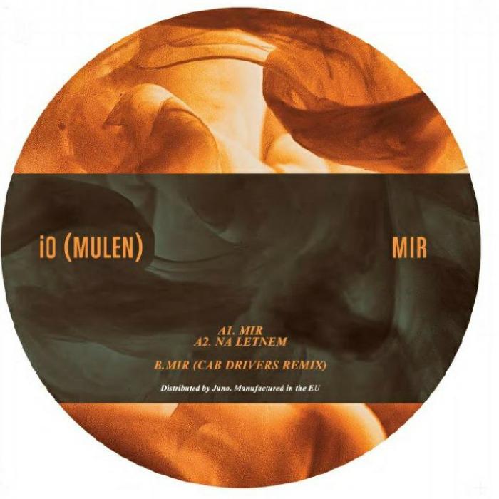 iO - Mir EP cover
