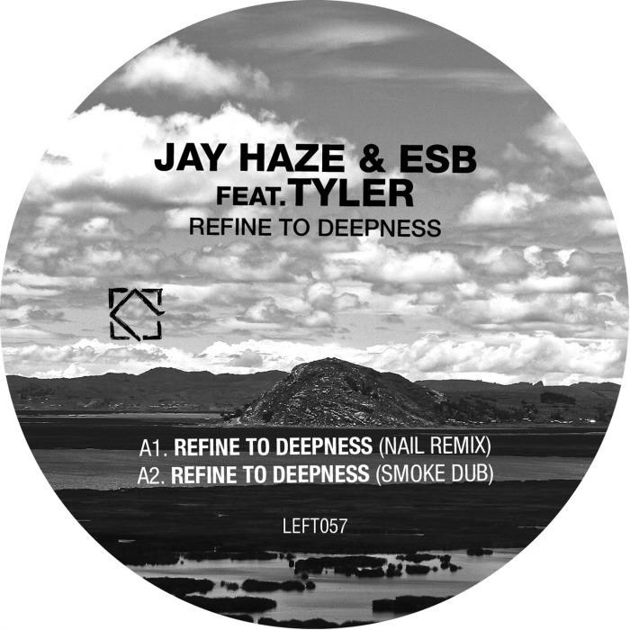 Jay Haze & ESB - Refine To Deepness (Remixes) cover