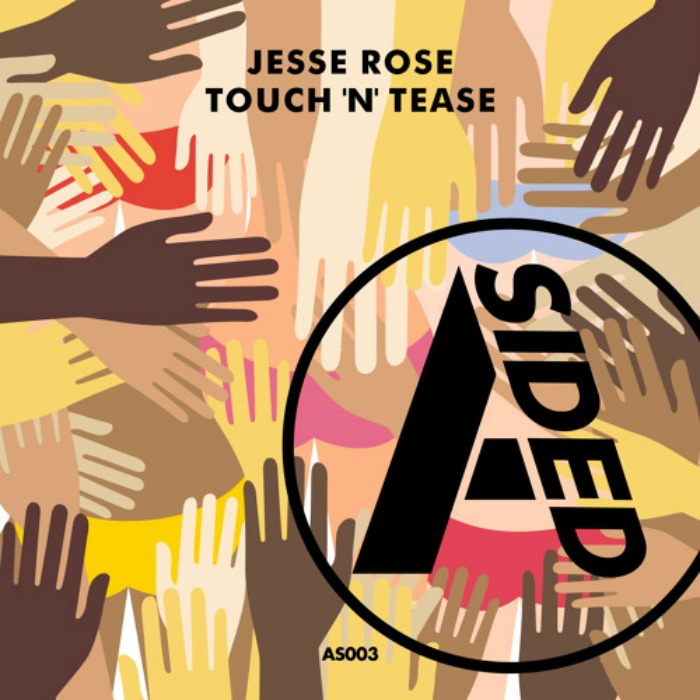 Jesse Rose - Touch 'N' Tease cover