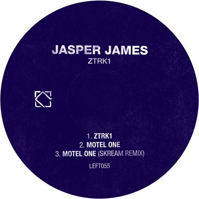 Jasper James -  ZTRK1 EP cover