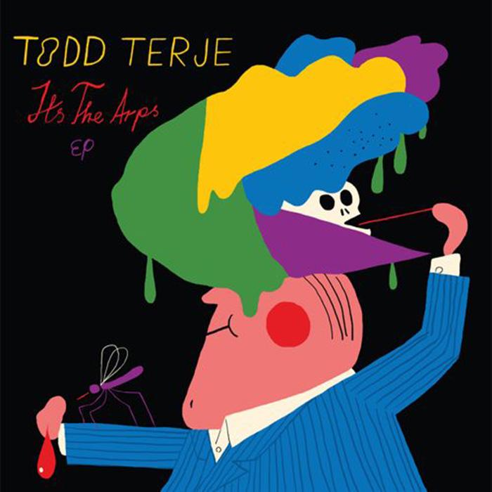 Todd Terje - Inspector Norse cover