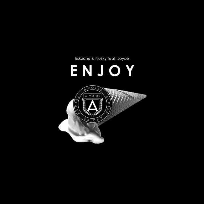 Eskuche & Nu Sky - Enjoy (feat. Joyse) cover