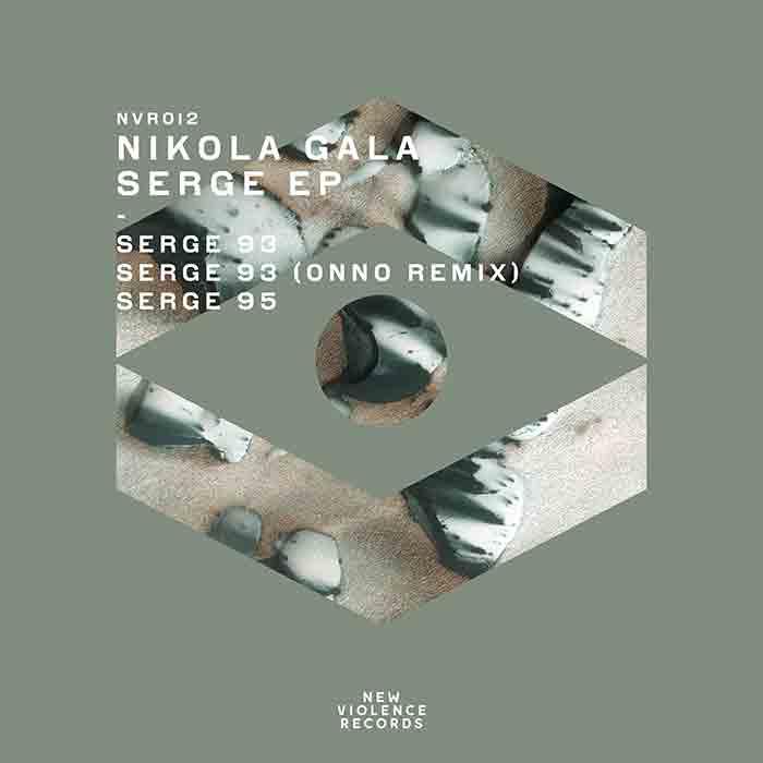 Nikola Gala -   Serge EP (inc. ONNO remix) cover