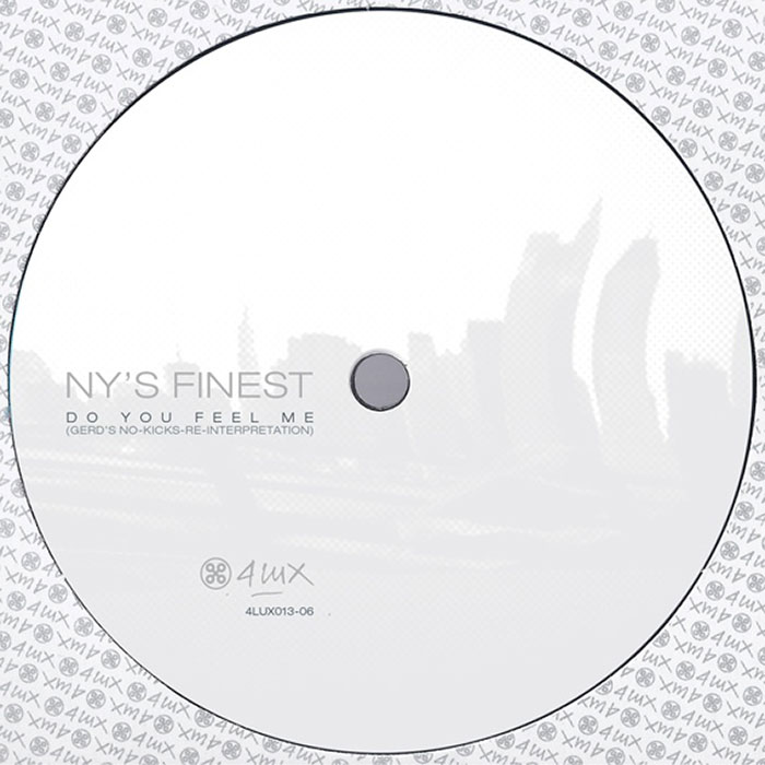 Victor Simonelli 'NY's Finest' - Do You Feel Me (Gerd's No Kicks Mix) cover