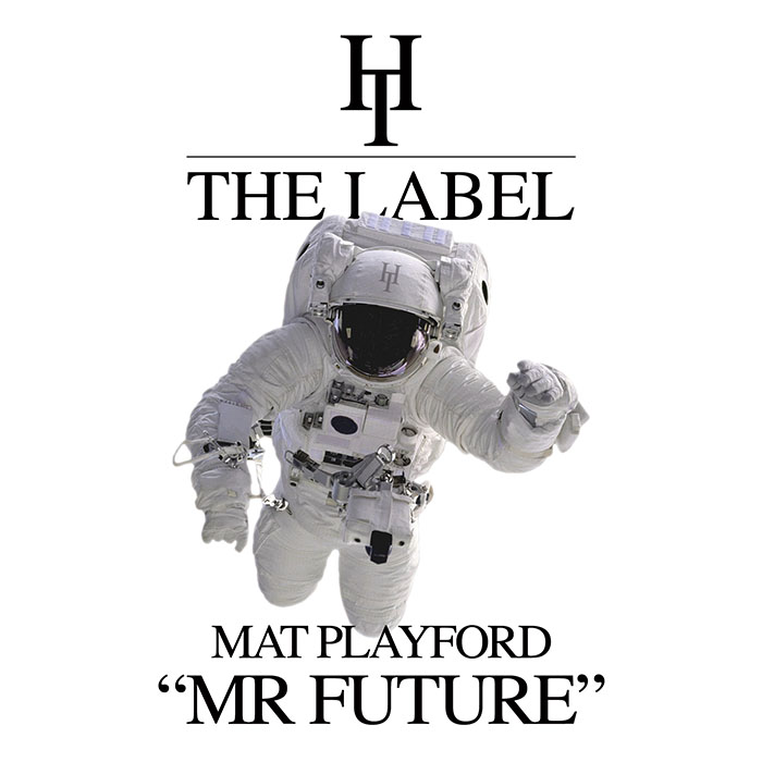 Mat Playford - Mr Future cover