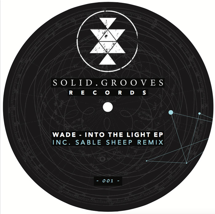 Wade - Into The Light EP (inc. Sable Sheep Remix) cover