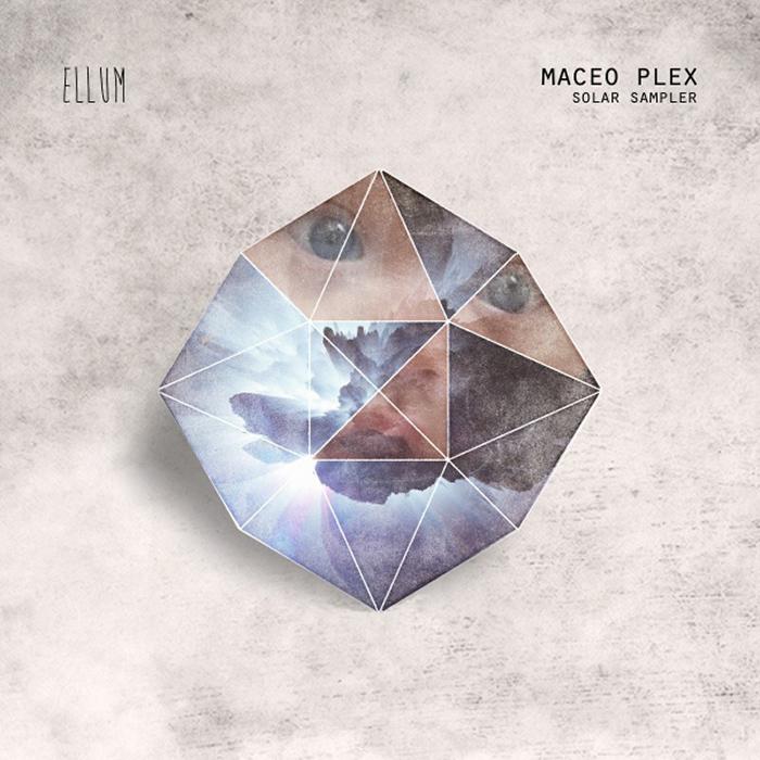 Maceo Plex - Solar Sampler cover