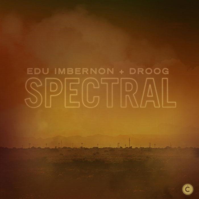 Edu Imbernon & Droog - Spectral EP cover