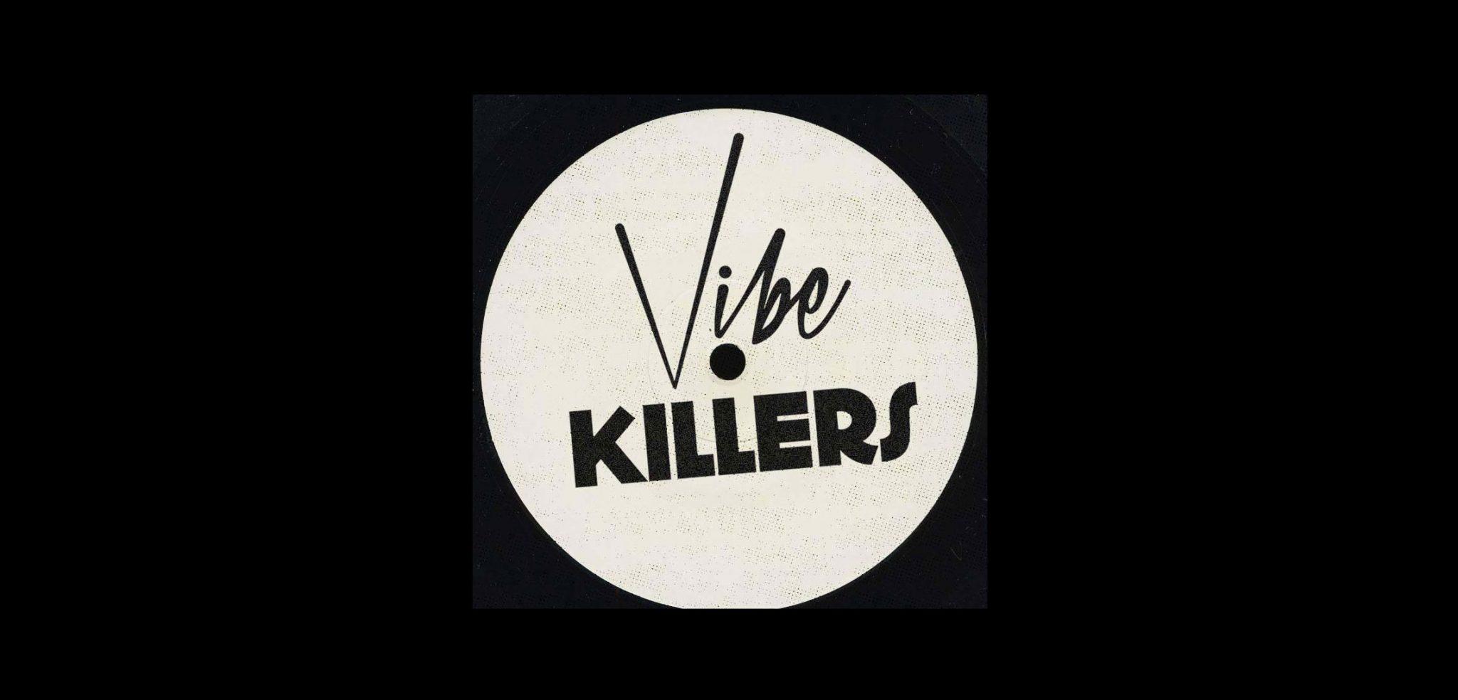 Vibe Killers - Kave Rave EP hero