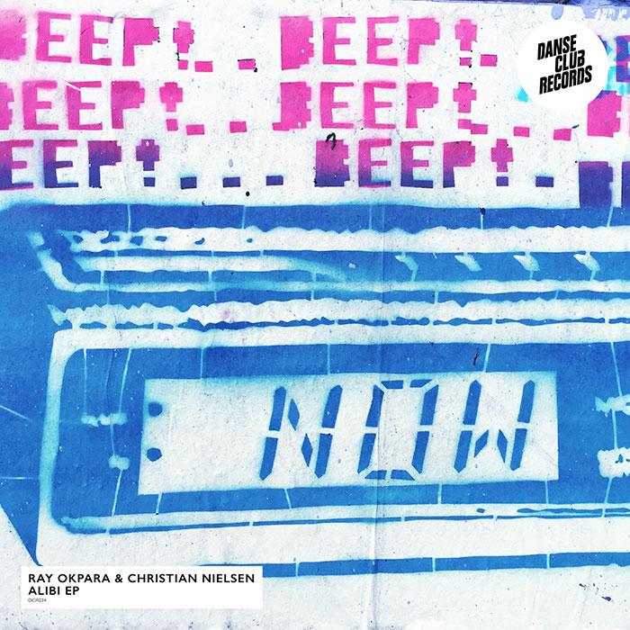 Ray Okpara & Christian Nielsen -  Alibi EP cover