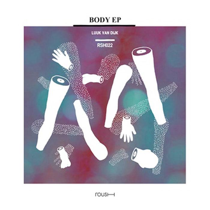 Luuk Van Dijk - Body EP cover