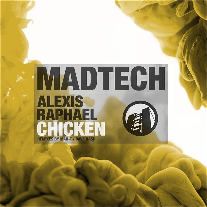 Alexis Raphael - Chicken EP cover