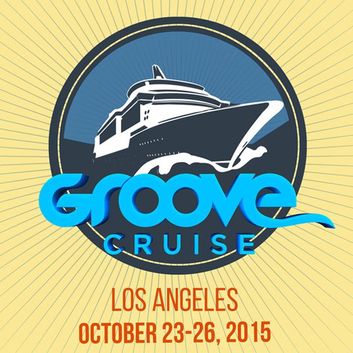 Serge Devant The Groove Cruise LA 2015 cover