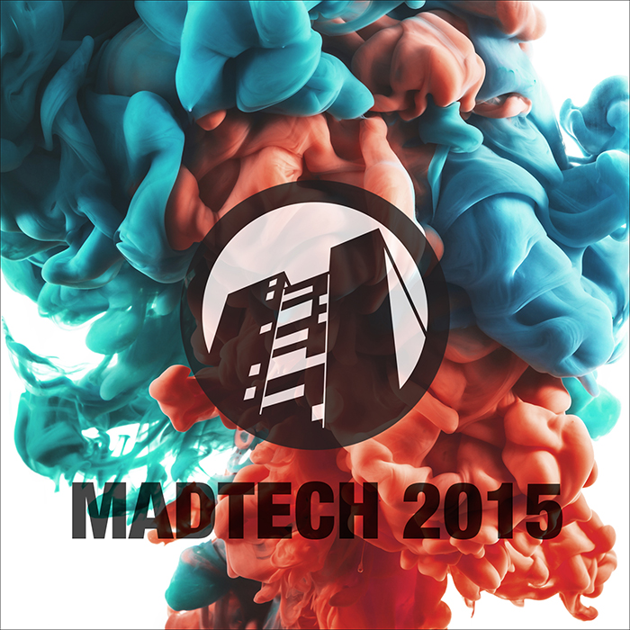 Various Artists - MadTech 2015 cover